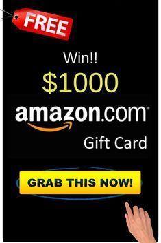 Amazon Gift Card Amazon Gift Card Want To Earn A Free Amazon Gift Card Or Ca Amazon Amazon Gift Card Free Mastercard Gift Card Free Gift Cards Online