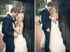 Cute wedding shots