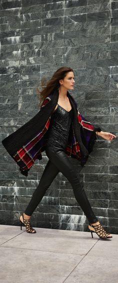 Lauren Ralph Lauren holiday style: stylish new arrivals for the season ahead.