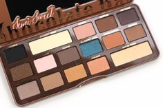 Too Faced Semi-Sweet Chocolate Bar Palette | Gouldylox