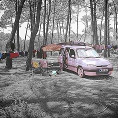 Could you live in a Peugeot Partner? tiny campervan - travelling - Europe - washing line - love life Line Love, Travelling Europe, Campervan, Love Life, Peugeot, Lifestyle, Live, Car, Automobile