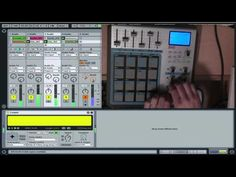 ABLETON PATCH 003 by KOSTISTLAC ( generative random liveact ) Techno, Drums, Acting, Patches, Random, Videos, Music, Youtube, Musica