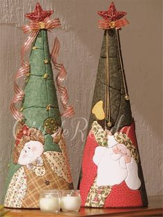 Pin by Елена on Kimekomi Balls Woodland Christmas, Christmas Love, Christmas 2017, Xmas, Merry Christmas, Christmas Angel Decorations, Quilted Christmas Ornaments, Christmas Sewing, Christmas Craft Projects