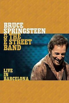 Sony Home Pictures Bruce Springsteen - Live in Barcelona