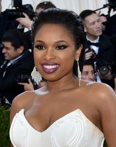 Jennifer Hudson | Met Gala 2016 Makeup Breakdown, check it out at http://makeuptutorials.com/met-gala-2016-makeup-tutorials/