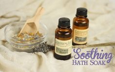 Soap QueenSoothing Bath Soak with Oat and Lavender (video) | Soap Queen