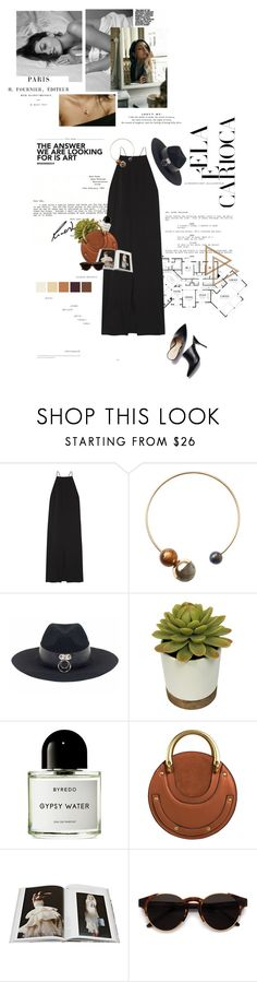 """""""A picture is a poem without words."""" by sarahstardom ❤ liked on Polyvore featuring T By Alexander Wang, MANGO, UNIF, Byredo, Abrams and RetroSuperFuture"""