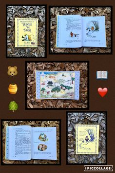 """""""The complete tales of Winnie the Pooh"""" A.A. Milne 🐻🍯🌳📖❤️ 06/11/16"""
