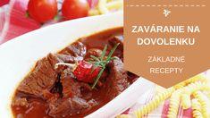 Ako zavárať mäso Zdravo, Beef, Food, Meat, Essen, Meals, Yemek, Eten, Steak