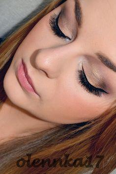 Naturalny makijaż Oli - naszej Ambasadorki