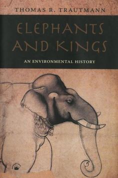 A fresh breeze of a book that relates the entirety of an elephant's life — both in forest and in captivity — in relation to kings and the environment