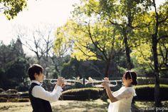 No Trumpet No Life! |*ウェディングフォト elle pupa blog*|Ameba (アメーバ)