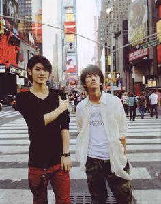 a lifetime's full of irreplaceable drama Pretty Men, Gorgeous Men, Asian Boys, Asian Men, Pink Fuzzy Sweater, Takeru Sato, Drama, Haruma Miura, Japanese Boy
