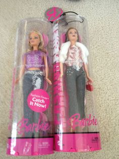 Barbie Fashion Fever Modern Trends Collection 2 Dolls 2006 Mattel NIP | eBay