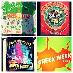 Greek Week 2013 kick off!