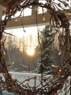 Snow, Lights, Outdoor, Outdoors, Outdoor Living, Garden, Light Fixtures, Eyes, Lighting