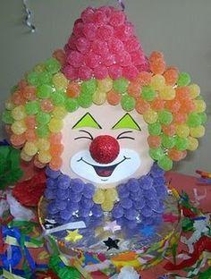 Ta ai presentinho com muito carinho para todos que gostam de algo diferente para decorar suas festas.