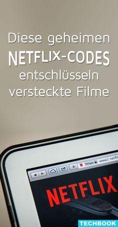 Netflix-codes:# vetsteckte Filme öffnen