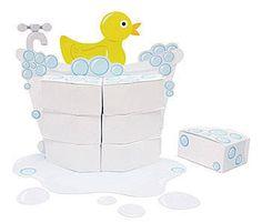 Duck Centerpiece Favor Boxes Set