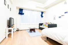 Check out this awesome listing on Airbnb: SHIBUYA 5MIN/ COZY,QUIET& BRIGHT2! - Apartments for Rent in Shibuya