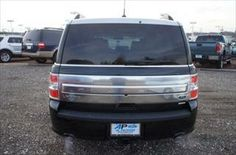 2014 Ford Flex #WhiteMarshFord