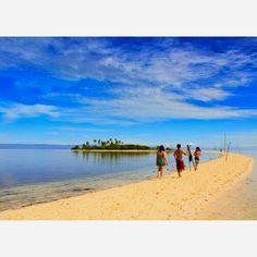 Virgin Island, Bohol Philippines.