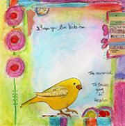 Lori Leissner featured on Brave Girls Club - a little bird told me