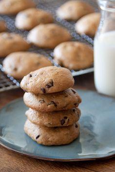 Pumpkin Chocolate Chip Cookies from @Gaby Dalkin. Oh yeah!