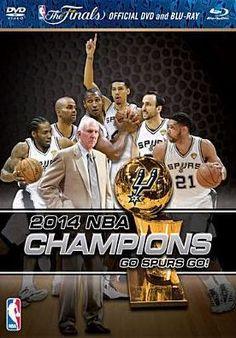 NBA: 2014 NBA Champions - Go Spurs Go!