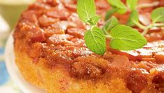 Raparperikeikaustorttu - K-ruoka Piece Of Cakes, Cantaloupe, French Toast, Baking, Fruit, Breakfast, Sweet, Desserts, Food
