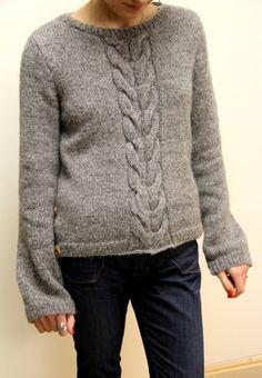 La Biche enlainée: The doudou sweater