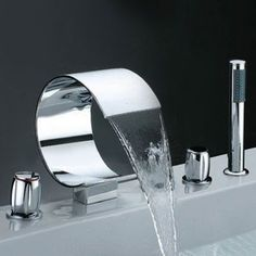 Interesting Bathroom Faucets: When Price is No Object