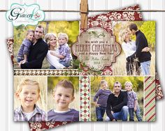 Photo Christmas Card, Rustic Christmas Card, Unique Christmas Card, Personalized Christmas Card, Printable Christmas Card, Holiday Card by GracenLDesigns on Etsy https://www.etsy.com/listing/210045459/photo-christmas-card-rustic-christmas