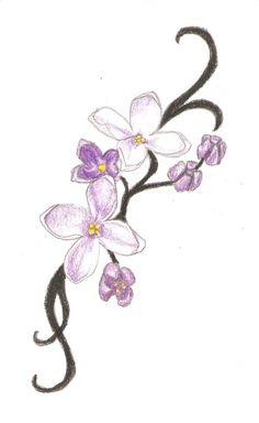 Lilac by savannah2o11.deviantart.com on @deviantART