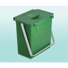 36 Qt Large Open Wastebasket Trash Can Cabinet Solution At Ikea  Kitchens  Pinterest  Kitchens