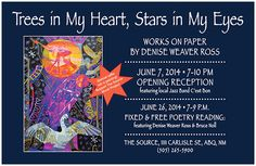 Denise Weaver Ross | Contemporary Art, Poetry & Design