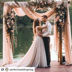 #Repost @perfectweddingmag (@get_repost) ・・・ This arch is soooo beautiful! �� @lalabluwedding #wedding #weddingplanner #weddingideas #weddinginspiration #realwedding #bridalgown #arch #weddingarch #floralarch #flowerarch #weddingflowers #justmarried #perfectwedding http://gelinshop.com/ipost/1523825041259068046/?code=BUlts0sF3qO