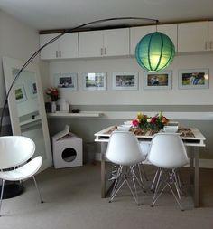Chris & Megan's Ceiling Line Cabinets