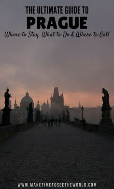 Only have 48 hours in Prague? Then this guide is for you: Where to Stay, What to Do and Where to Eat - Click for your guide to the Perfect Weekend in Prague! *********************************************************************** Prague Top Things To Do | Weekend in Prague | 48 hours in Prague | Prague Highlights | Prague Top 10 Things To Do | Where to Stay Prague | What to Eat Prague