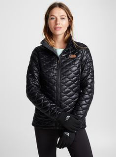 2f008733453d Thermoball quilted jacket Active fit