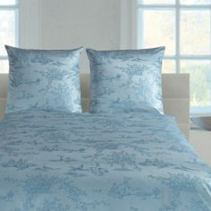Bauer (Toile) by Rogitex Toile Bedding, Bedding Sets, Comforter Cover, Duvet Covers, Luxury Bedding, Comforters, Blanket, Furniture, Design