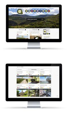 Senditur.com by NETBRAIN  SENDITUR.com es un espacio para descubrir y disfrutar de las mejores rutas y lugares.  Desarrollo y diseño web a medida con gestor de contenidos, para su administración. Se conecta a la aplicación móvil/tableta para la actualización de la información.  Netbrain también ha desarrollado la APP para Android y para iOS de Senditur