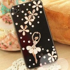 Ballet Girl Phone Case
