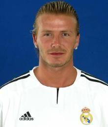 DavidRobert Joseph Beckham
