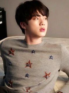 Model Seokjin discovered by ✧ Taetata⁷ ✧ on We Heart It Jimin, Bts Jin, Bts Bangtan Boy, Seokjin, Kim Namjoon, Foto Bts, Bts Photo, Photo Shoot, Jung Hoseok