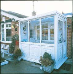 Lean To DIY Conservatory