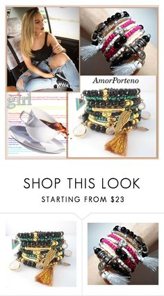 """AmorPorteno"" by amra-2-2 ❤ liked on Polyvore"