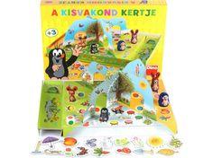 Kisvakond kertje társasjáték | Pandatanoda.hu Játék webáruház