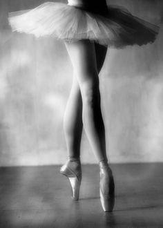 Black and white ballet.