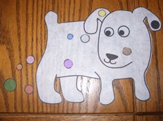 Fun Learning Printables for Kids - Dog's Colorful Day Early Childhood Activities, Kids Learning Activities, Childhood Education, Fun Learning, Flannel Board Stories, Felt Board Stories, Flannel Boards, Preschool Class, Preschool Ideas